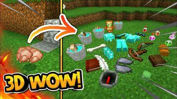 01 Subs (specials mod) Minecraft Mod