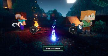 Big Player Head [Minecraft Dungeons Mod] Minecraft Mod