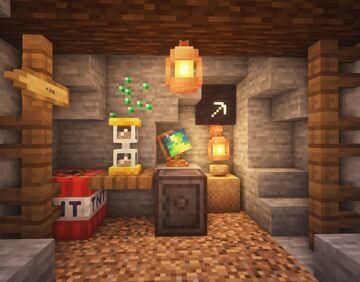 Supplementaries Minecraft Mod