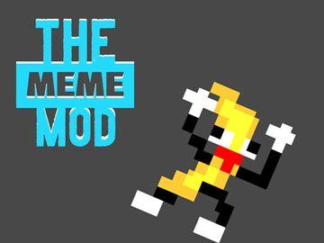 Memes and jokes Mod (1.2 update) Minecraft Mod