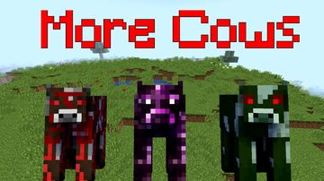 More Cows Minecraft Mod