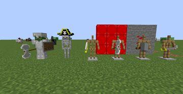 Kazuke's More Stuff [3D] [1.15.2] Minecraft Mod