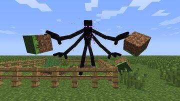 i recreated mutant creatures mod Minecraft Mod