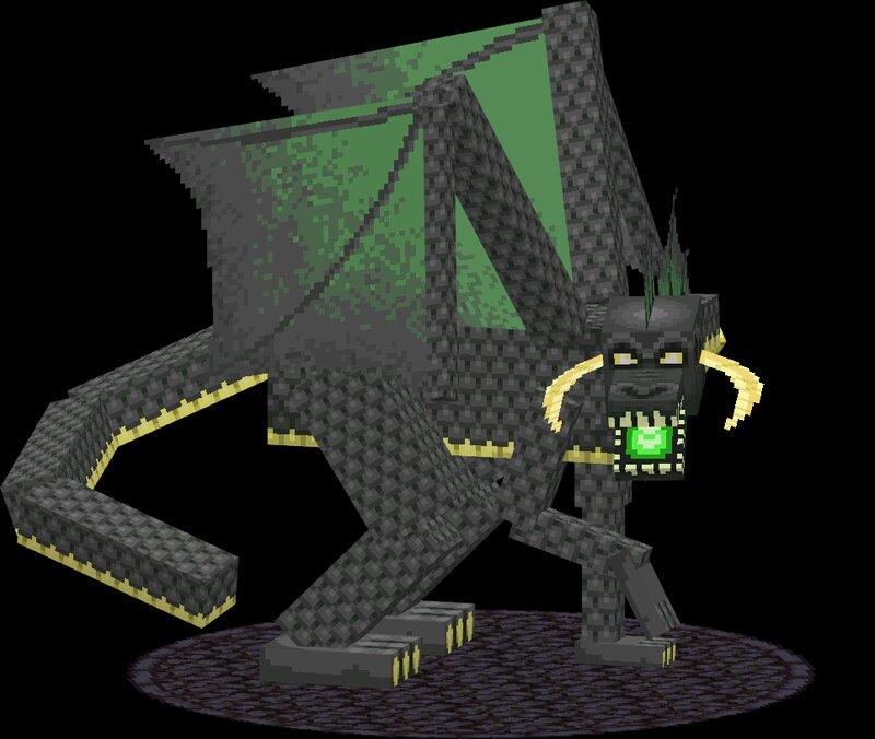 Ancient Black Dragon