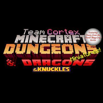 Dungeons & Dragons Minis Minecraft Mod