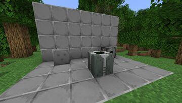 Machine Built World Minecraft Mod