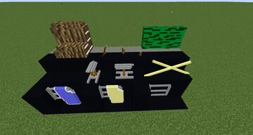 Just Stable Stuff Decoration pack 1.16.5 Minecraft Mod