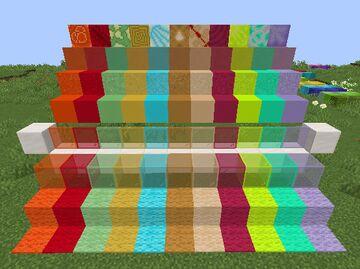 New Colors Mod Minecraft Mod