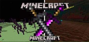Desiccant's Sword and Edge mod [1.16]. Bedrock Edition. Minecraft Mod