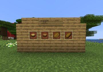Fernan2106 Food extension Minecraft Mod