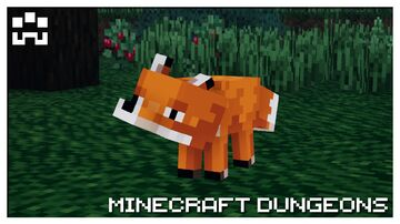 Red Fox Pet Minecraft Mod