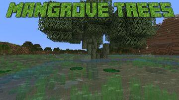 Mangrove Trees Minecraft Mod