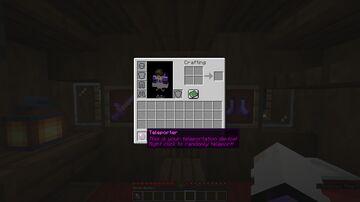 Endermaning Minecraft Mod