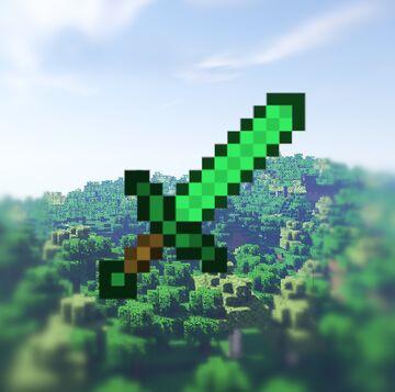 Emerald equipment (tools & armor) Minecraft Mod