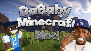 DaBaby Minecraft Mod
