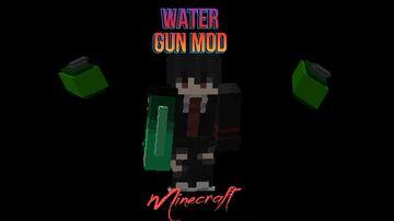 Water battle mod Minecraft Mod