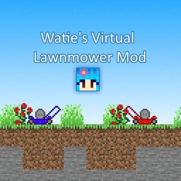 Watie's Virtual Lawnmower Mod Minecraft Mod