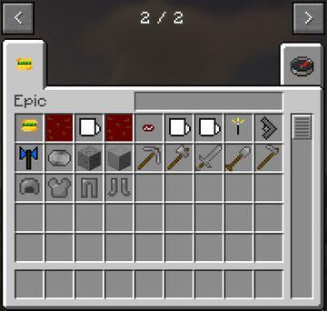 Epic Stuff Minecraft Mod