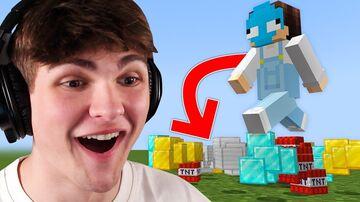 WISP Minecraft, But Jumping Multiplies Items... (PLUGIN) Minecraft Mod
