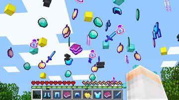 (PLUGIN) Minecraft But Random Item Drops Every ... Seconds Minecraft Mod