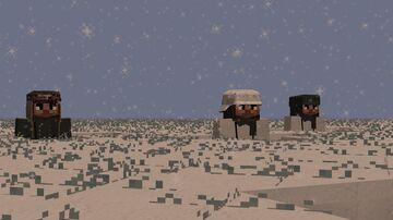 Helmuts Wehrmacht Pack (Winter Update) Minecraft Mod