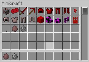 Minicraft Minecraft Mod