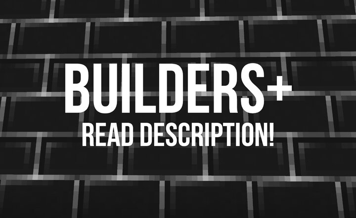 This pack is mainly for adding blocks to the game that can be used in creative mode to make builds look a lot more epic while keeping a vanilla-ish theme. Read the description for more info.