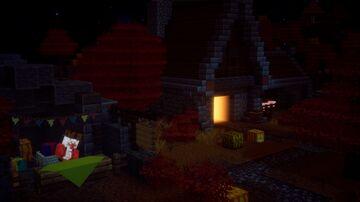 Spooky Camp Minecraft Mod