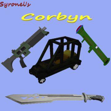 Syronel's Corbyn Minecraft Mod