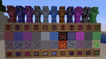 Sky's Ultimate Ore Mod Minecraft Mod