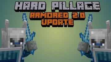 Hard Pillage [1.11 Armored 2.0 Update] (MCBedrock) Minecraft Mod