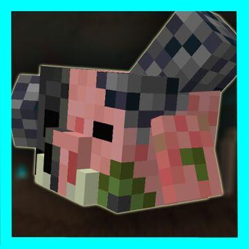 Rotten Piglins Mod Minecraft Mod