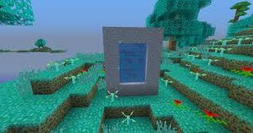 New Dimension Minecraft Mod
