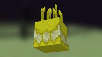 The Desertic End Minecraft Mod