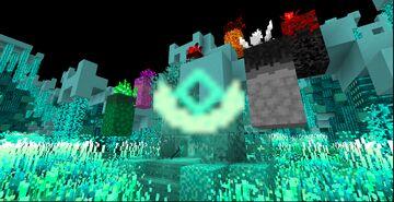 The Lunar Dimension Minecraft Mod