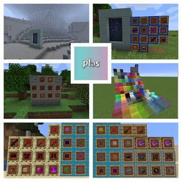 Ples (+) HUGE UPDATE JUST RELEASE Minecraft Mod