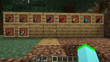 OPSwords Mod Minecraft Mod