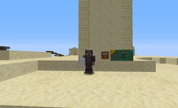 SUPER HAMMER MOD Minecraft Mod