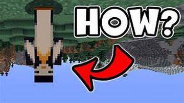 Upsidown pickaxes Minecraft Mod