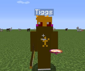 Player bots mod Minecraft Mod