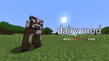 Dairy+ (Minecraft Mod for 1.16.5) Minecraft Mod