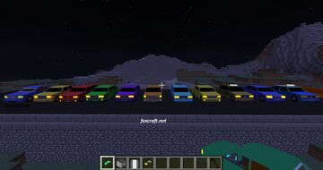 [Forge | 1.12.2] SVP - Saracalia's Vehicles Pack { drive-able, working cars } Minecraft Mod