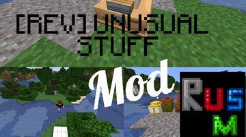 [Rev] Unusual Stuff mod Minecraft Mod