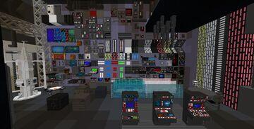Chronokiller's -1.16.5-1.15.2- Star Wars block models mod Minecraft Mod