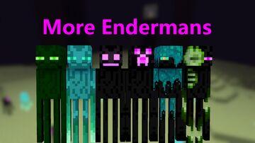 More Endermans Minecraft Mod