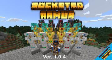Socketed Armor Minecraft Mod