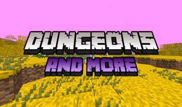 Dungeons & More Mod Minecraft Mod