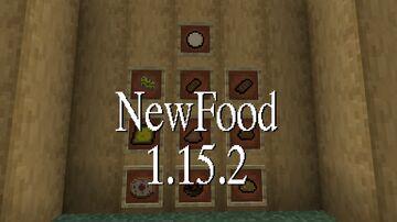 NewFood 1.15.2 Minecraft Mod