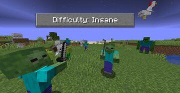 Dont Play at Night! Minecraft Mod