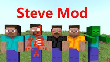 Steve Mod Minecraft Mod